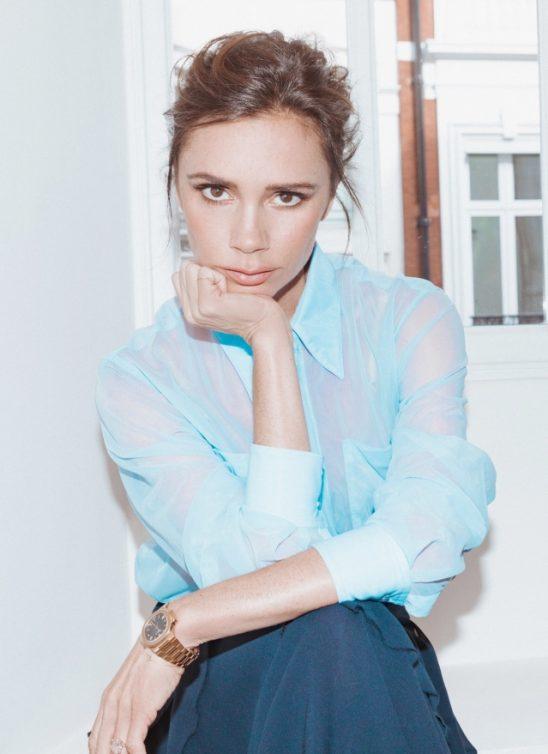 Victoria Beckham dobija The E! People's Choice nagradu za modnu ikonu
