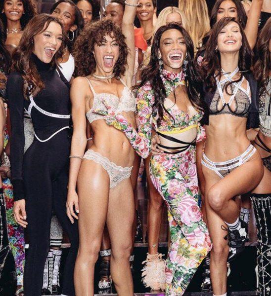 Instagram priča: Victoria's Secret Fashion Show i suze Adrijane Lime