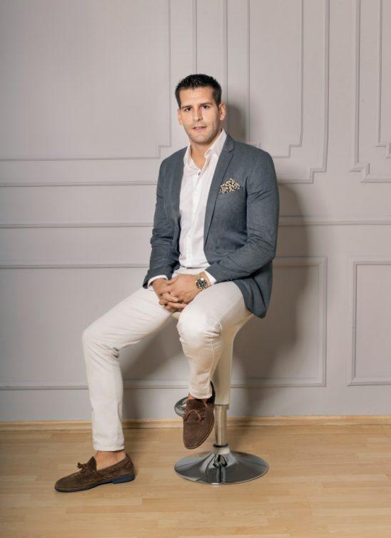 Intervju: Jovan Milivojević, direktor prodaje i marketinga Square Affair Keramika Kanjiža