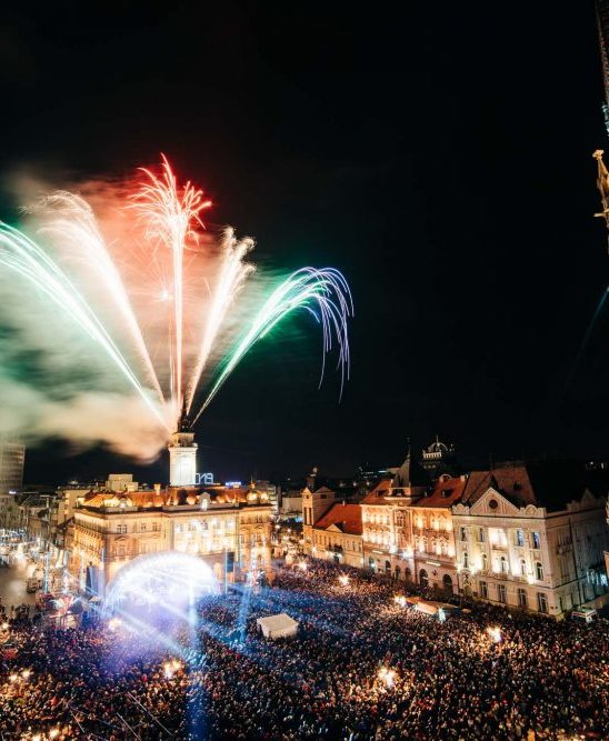 Дочек 2019: Novi Sad omladinska prestonica kulture