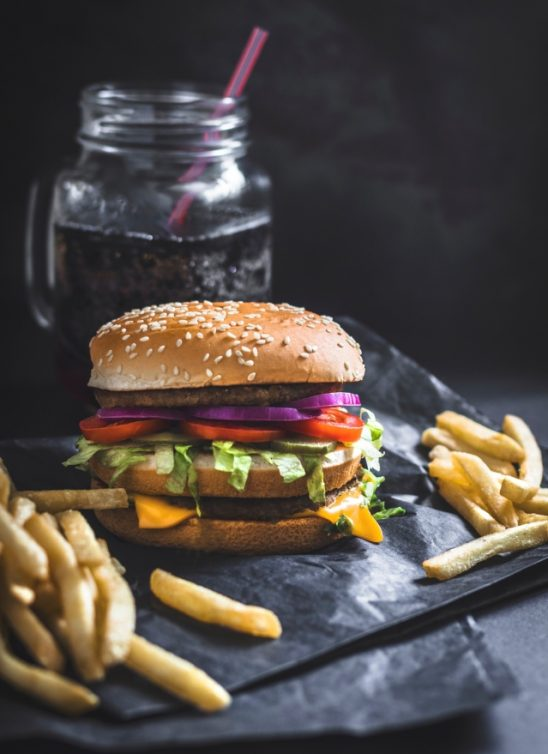 Legenda o nastanku Dark Brewed burgera
