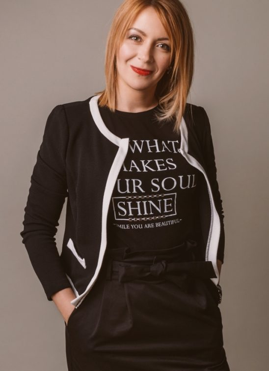 Sonja Ćetković, Poslovi Infostud: Vođenje biznisa je maraton. Ne može sve sad i odmah.