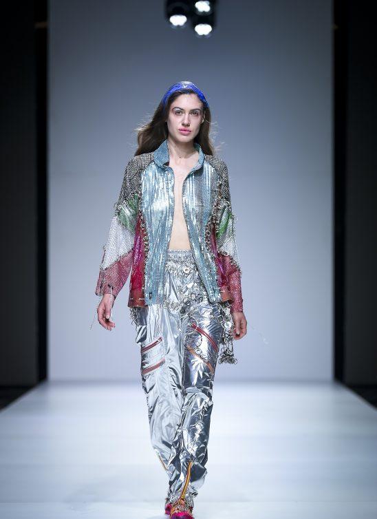 Gala Borović pobednica Fashion Scout SEE konkursa