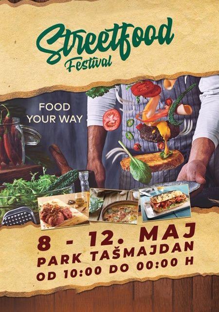 Ne propusti: Street Food Festival