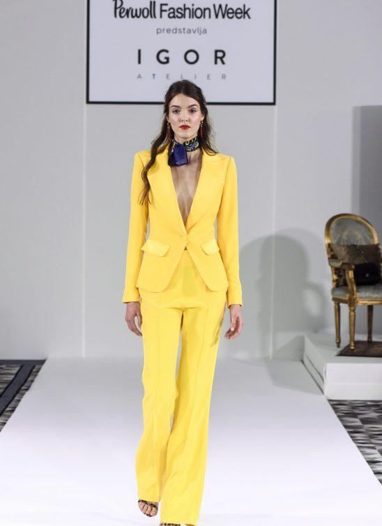 Perwoll Fashion Week otvoren revijom Igora Todorovića