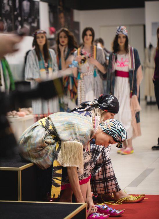 Perwoll Fashion Week: Otvorena izložba A New Beginning