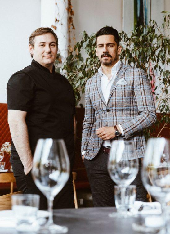 """Filip Ćirić & Vlastimir Puhalo o konceptu """"Homa Around the World"""" i hrani kao umetnosti"""