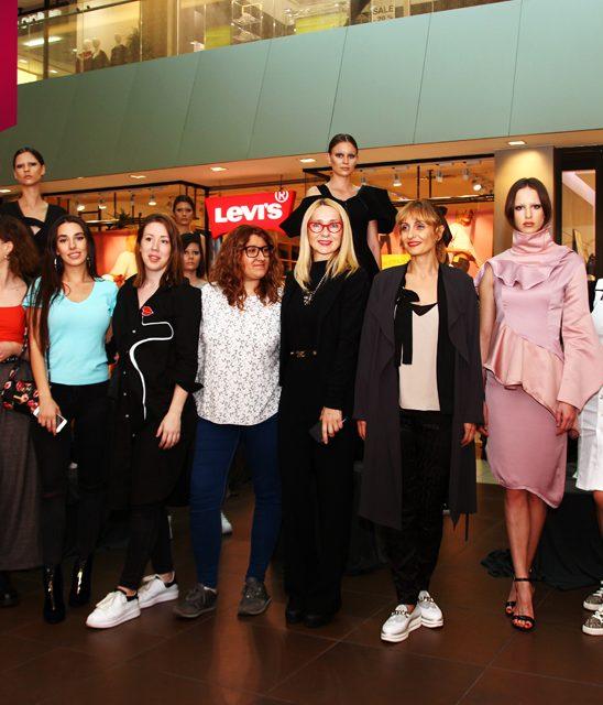 Modni performans u SC Ušće – Maturanti sa stilom