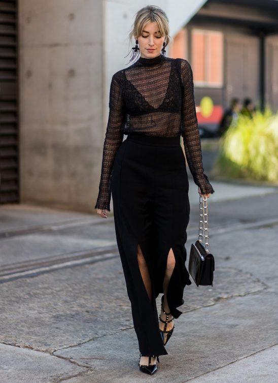 7 novih načina da nosiš All-Black ovog leta