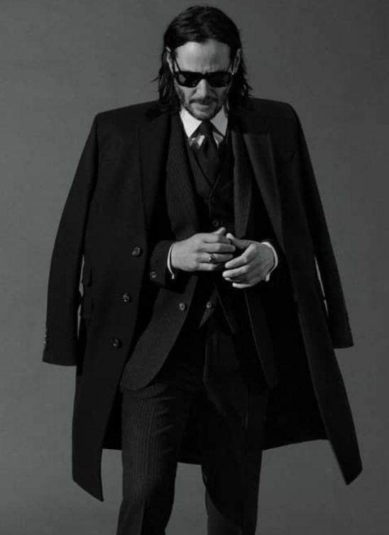 MAN CRUSH MONDAY: Keanu Reeves