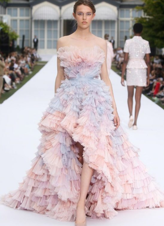 Najbolje sa Paris Couture Fashion Week-a