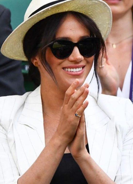 WANNABE HOT: Da li je to Meghan Markle prekršila Wimbledon dress code?