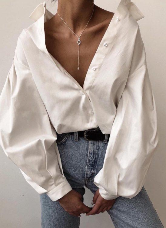 Bela košulja kao vanvremenski komad koji je svima potreban