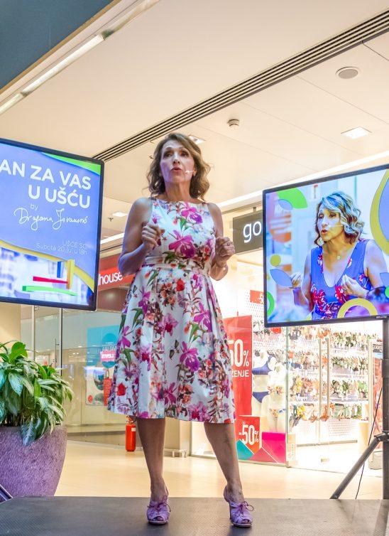 """Unapredi partnerske odnose, dođi na """"Dan za Vas u Ušću"""" by Dragana Jovanović"""