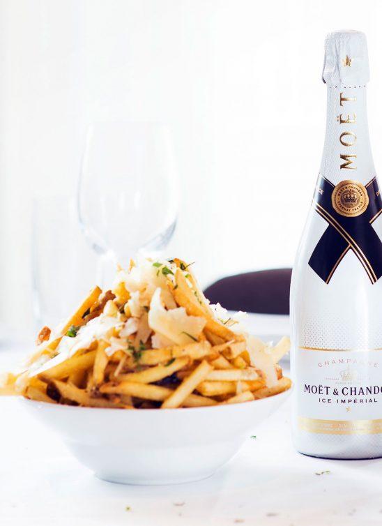 #foodporn: Ako ne piješ šampanjac dok jedeš pomfrit – GREŠIŠ!