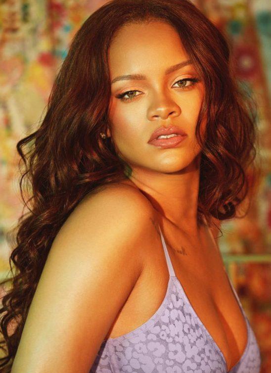 BEAUTY INSTAGRAM: Rihanna, Kim Kardashian West, Amber Mark & co.