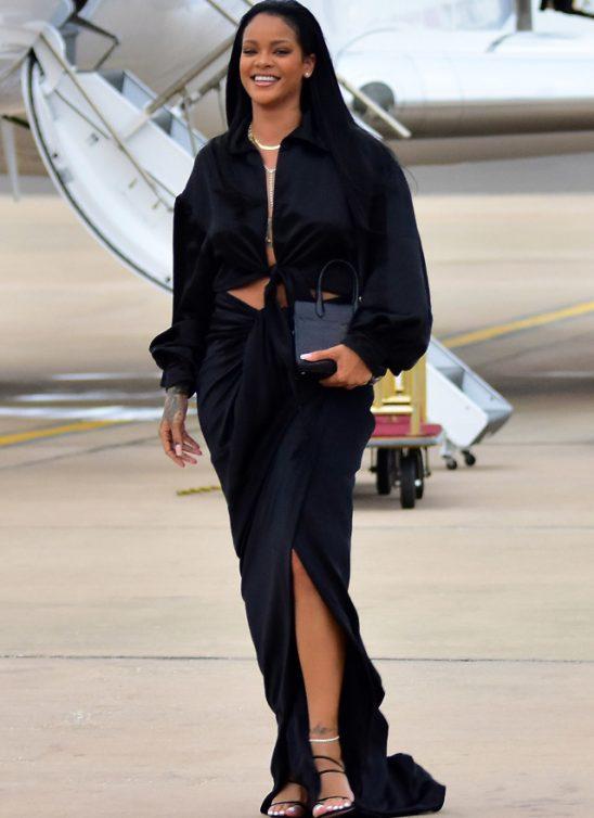#TRENDINGSTYLE: Rihanna nam je otkrila novi dizajn crop topa za kojim ćeš poludeti!