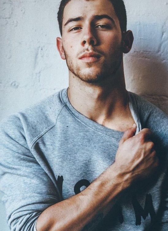 MAN CRUSH MONDAY: Nick Jonas