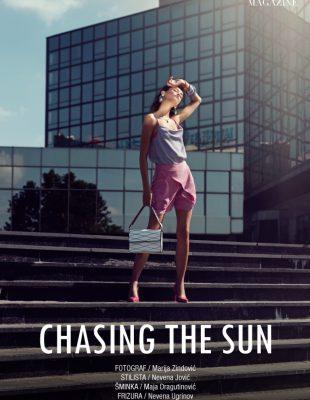 WANNABE EDITORIJAL: Chasing The Sun