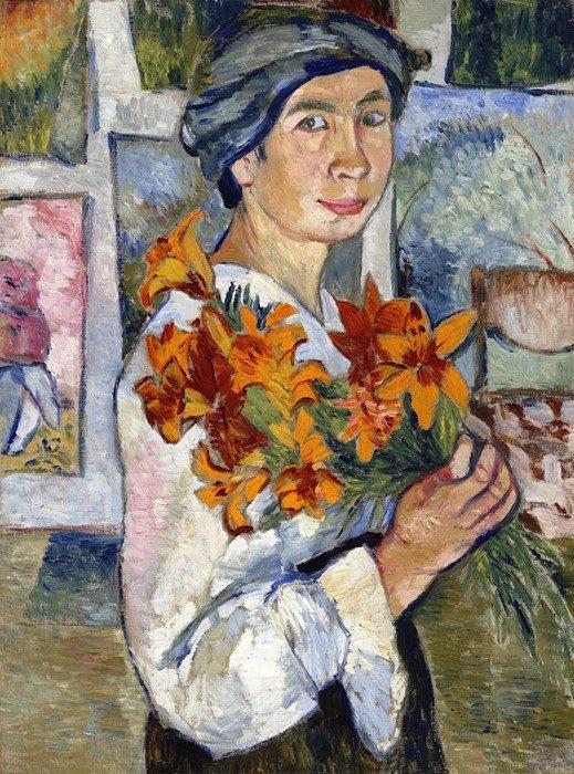 Zašto je Natalia Goncharova jedna od najvažnijih umetnica današnjice?