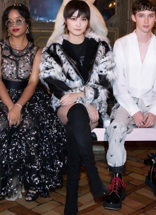 Rimsko veče u slavu GIAMBATTISTA VALLI X H&M kolekcije