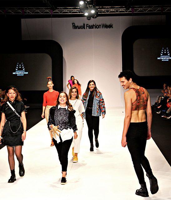 Spektakularna revija studenata Modnog dizajna na 46. Beogradskoj nedelji mode