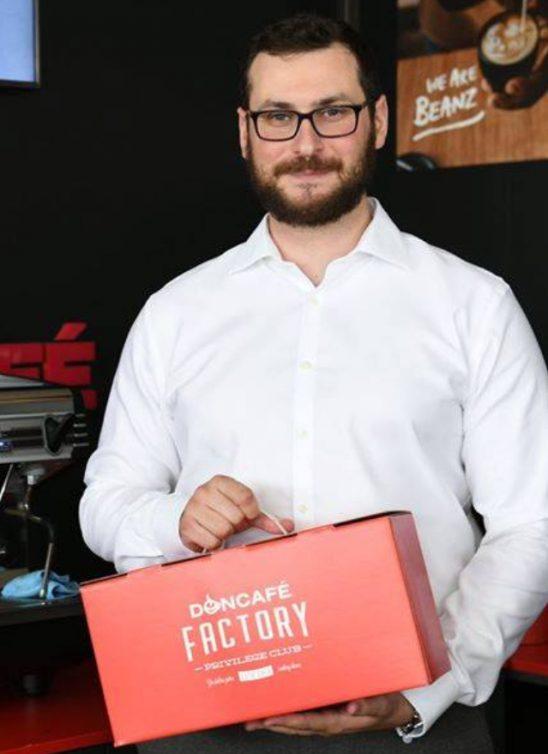 Strauss Coffee održao takmičenje za najboljeg baristu 2019. Pobednik Aleksander Lekomtsev iz Ukrajine
