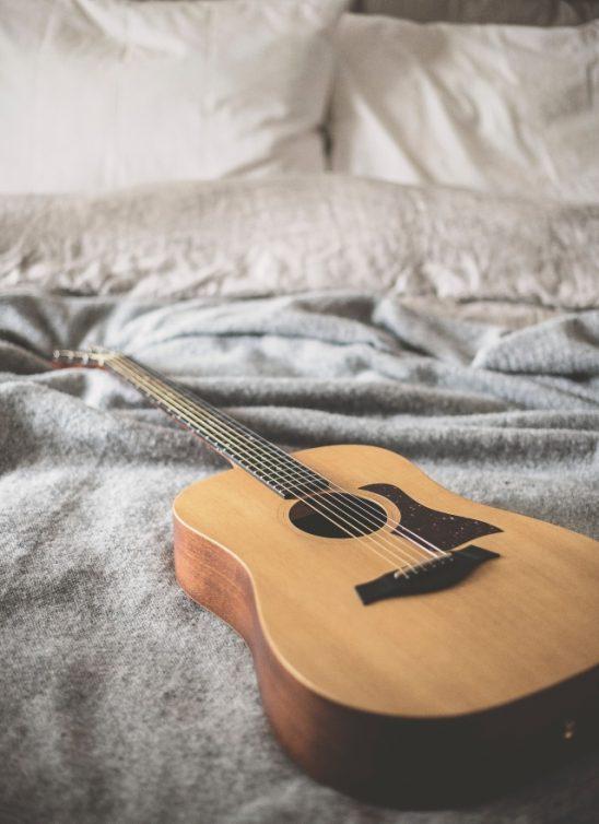 Klimakterični dnevnik: Polomljena gitara