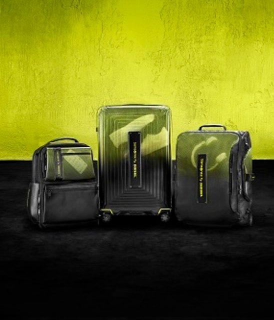 Diesel x Samsonite kolekcija: novi, impresivni razlog za putovanje