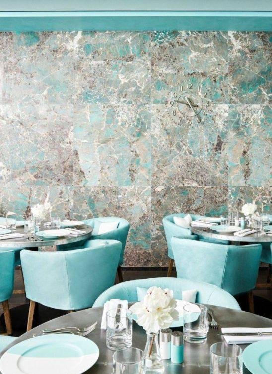 Brend Tiffany & Co. sada ima svoj cafe koji izgleda glamurozno poput njihovog nakita