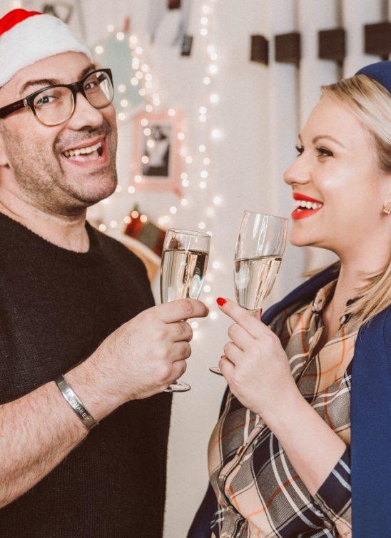 Ideja za Classy New Year's Makeup Look + NOVOGODIŠNJI GIVEAWAY