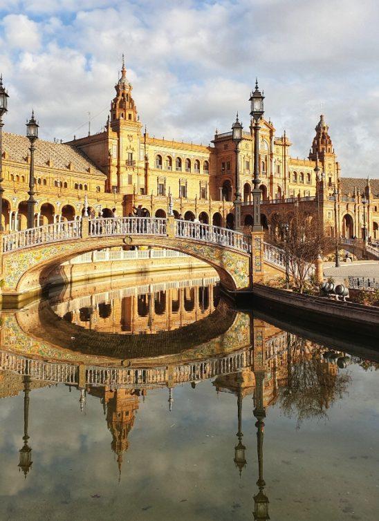 #travelinspo: Zimovanje u Sevilji
