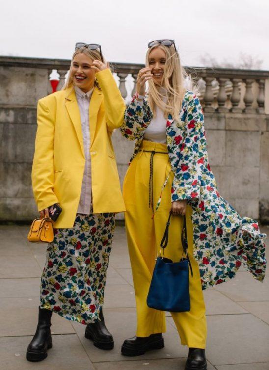 Najbolji street style look-ovi sa Nedelje mode u Londonu