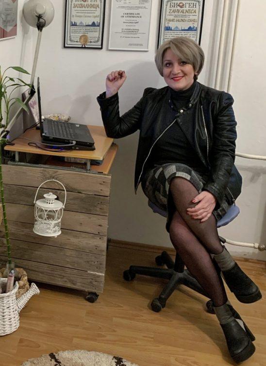"""Tamara Galonja Coghill o energetskoj psihologiji: """"Živim ono što volim da radim!"""""""