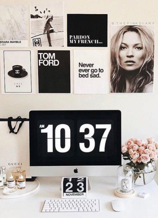 7 koraka do šik i funkcionalnog home office-a