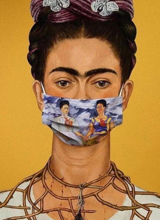 Online avantura: Poseti dom Fride Kahlo
