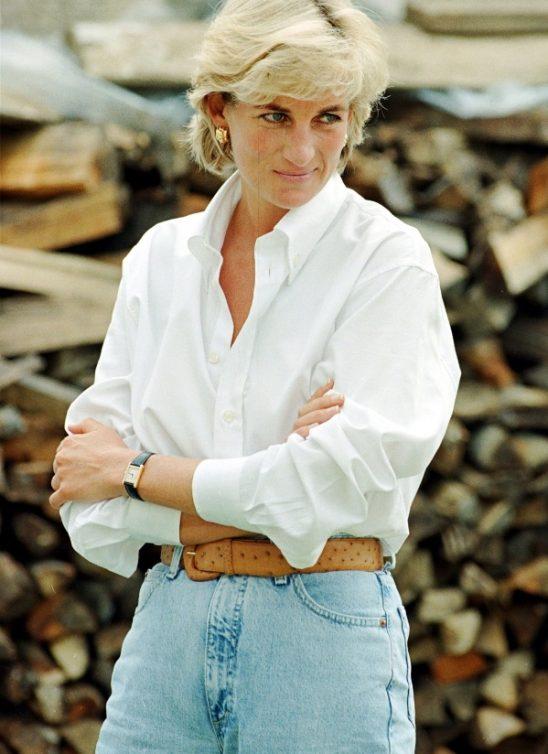 Princeza Diana i lekcije kraljevskog off-duty stila