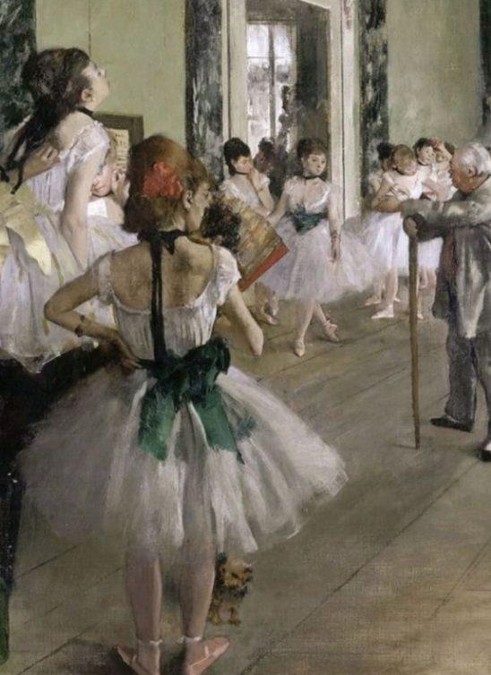 Edgar Dega: Najlepše slike umetnika koji je bio fasciniran baletom