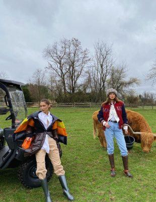Kako izgleda kuća i život na farmi Gigi i Bele Hadid u Pensilvaniji