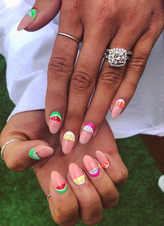 """Ukoliko si i ti opsednuta pesmom """"Watermelon Sugar"""", obožavaćeš ovaj nail art trend!"""