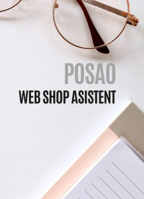 Konkurs za POSAO: WEB SHOP ASISTENT – priključi se WANNABE MAGAZINE timu!