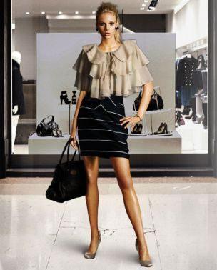 Modni predlog: Fashion victim