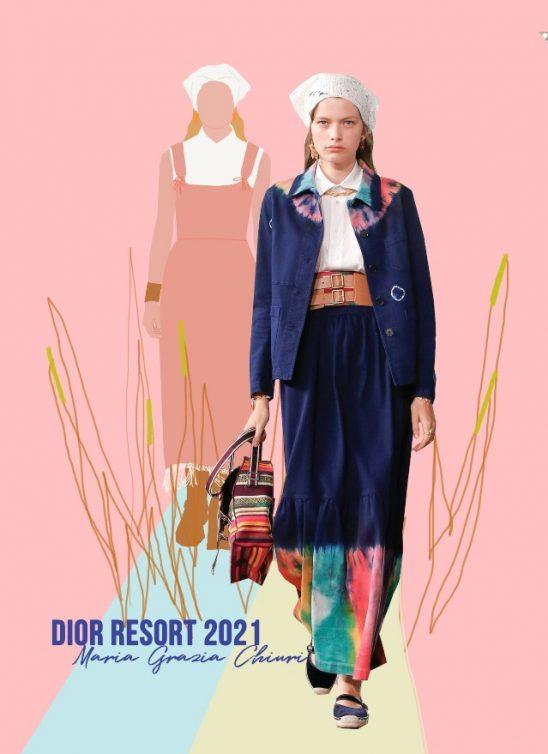Spoj tradicije i visoke mode u novoj Dior Resort kolekciji