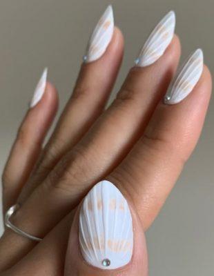 #trendalert: Seashell nokti