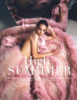 WANNABE EDITORIJAL: High Summer