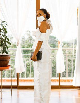 7 načina da uklopite masku sa outfitom