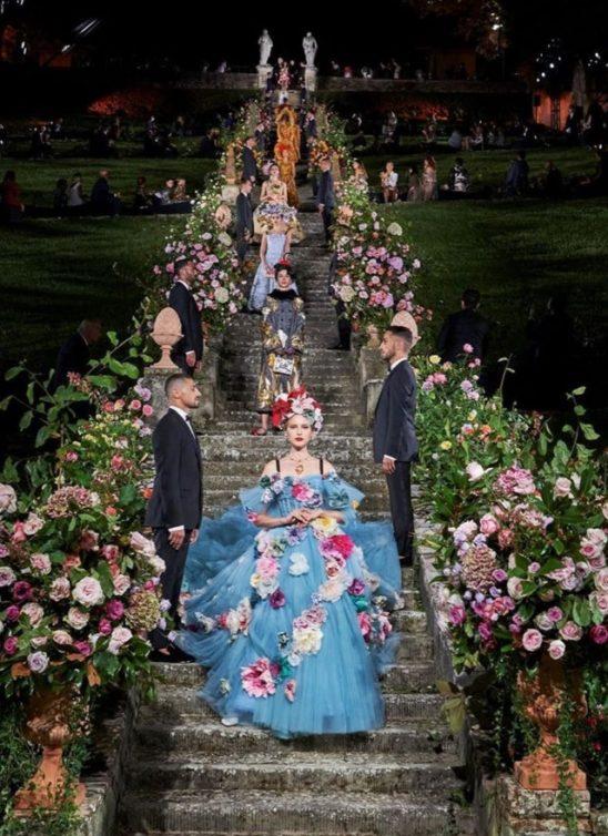 Čuveni modni brend Dolce & Gabbana predstavio je novu kolekciju