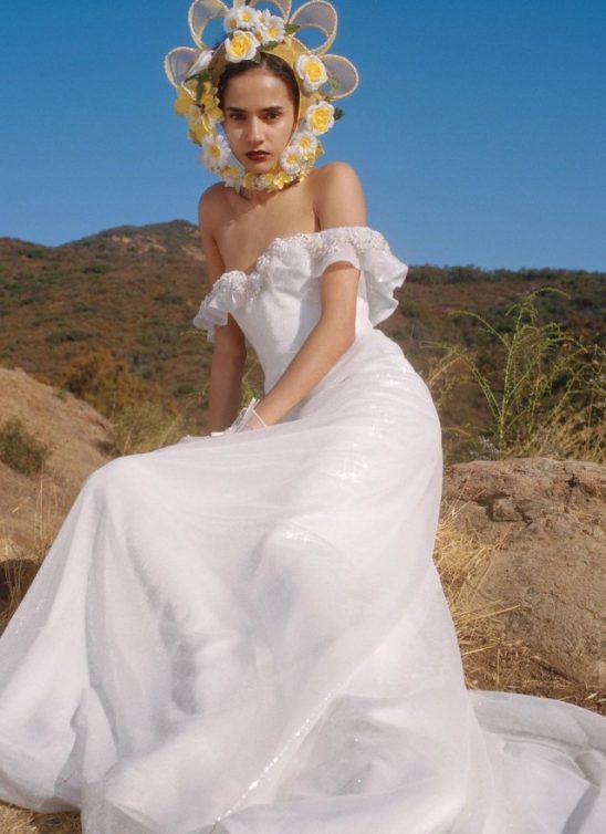 Nova kolekcija modnog brenda Rodarte nam pokazuje da je nežnost uvek u modi