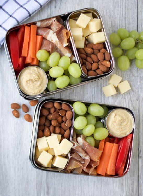 5 ideja za pripremu zdravih obroka koje možete spakovati i poneti sa sobom