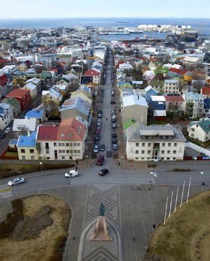 Dnevnik iz Rejkjavika: Prvi dan leta nadomak vulkana